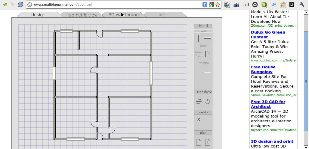 Web untuk design rumah mantiqos site saya ada pegi belek2 web2 yang melakar peta rumah bila saya tengok ternyata ia amat mudah digunakan walaupun kita tidak dpt menggunakan blueprint dia malvernweather Choice Image